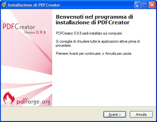how to install a pdf creator