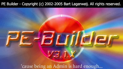 come crearu CD/DVD avviabile di Windows XP con l'ultility Bart PE Builder